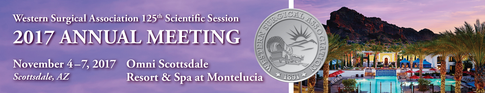 WSA 2017 Annual Meeting Banner